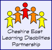 Cheshire East Learning Disabilities Partnership logo
